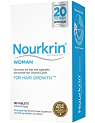 Nourkrin Woman 180 Tablets (3 Month Supply)