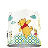 Philips Disney Abat-jour suspension en plastique pour enfant Motif Winnie l'ourson