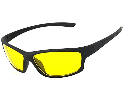 FashioNext FashioNext Night Drive Make Driving Easy Night HD Vision Goggles Anti-Glare Men/Women Driving Glasses / Car Drivers  available at amazon for Rs.259