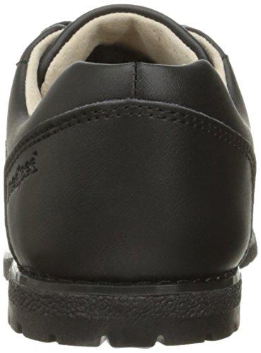pediped Storm, Chaussures à Lacets Garçon Noir
