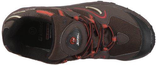 Killtec Tasmo Jr Low 19966-000, Chaussures de randonnée mixte enfant Marron-TR-F5-336