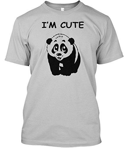 amen / Herren / Unisex von Teespring | Originelles Outfit für jeden Anlass und lustige Geschenksidee - IM CUTE PANDA BEAR (Cute Panda-outfit)