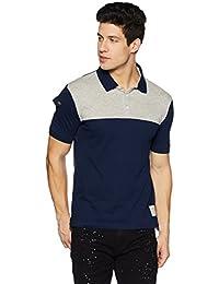 Amazon Brand - Symbol Men's Fancy Polo