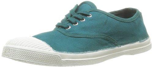 Bensimon Tennis Lacet, Baskets mode femme Vert (Emeraude 656)