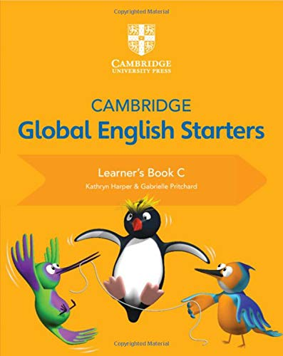 Cambridge global English starters. Learners book. Per la Scuola elementare