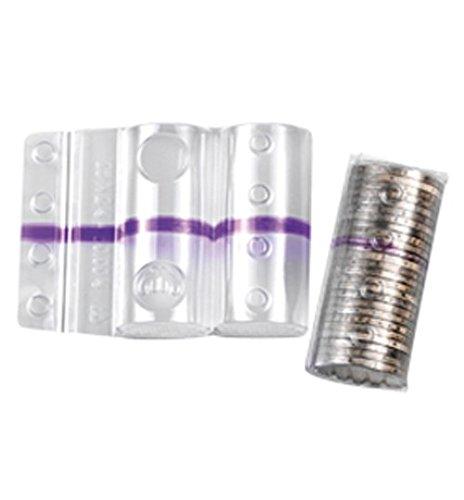 Cilindros para monedas: paquetes de 100 unidades 2 euro 100