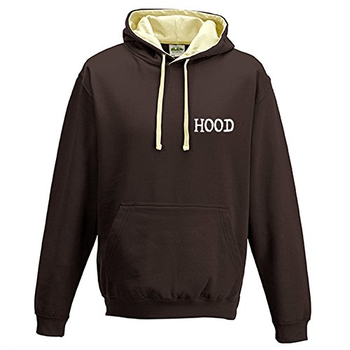 S Tees Robin Hood Rob The Rich - Anti Inequality Unisex Hoodie with Backprint
