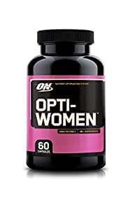 Optimum Nutrition Opti-Women Capsules Pack of 60
