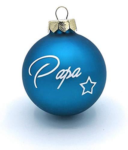 Christbaumkugeln Glas Günstig.Weihnachtskugeln Mit Namen Personalisiert Jetzt Bestellen