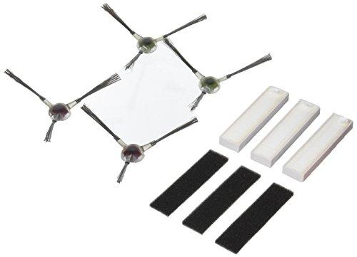 ECOVACS Kit de accesorios para su robot aspirador - DA60-KTA para modelos DEEBOT Slim/Slim 2