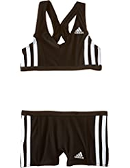 adidas Bikini Infinitex 3-Stripes - Bikini para niñas