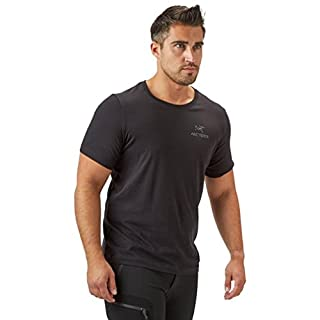 Arc'teryx Men's Emblem Short Sleeve T-Shirt, XL
