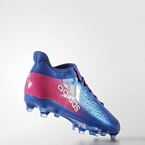 adidas X 16.2 FG Fußballschuh Herren blau / pink