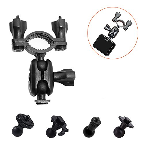 ffaf6b10 Arassuo Dash Cam Mirror Mount with 4 Different Joints Kit Suitable,Dash  Camera Suction Mount Cup Holder for Z-Edge, Old Shark, YI,KDLINKS X1,Falcon  ...