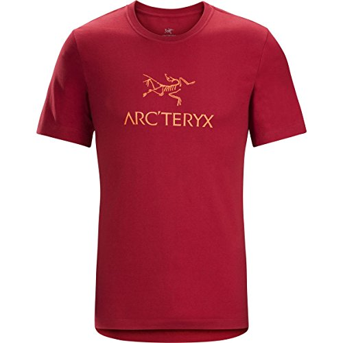 Arc'teryx Herren Arc'Word Hw Ss T-Shirt Men's Rot