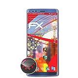 atFolix Schutzfolie passend für DOOGEE Mix 2 Folie, entspiegelnde & Flexible FX Bildschirmschutzfolie (3X)