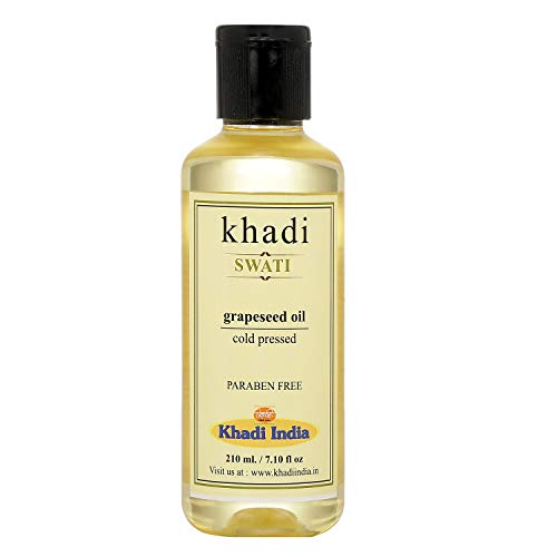 Khadi Swati Grapeseed Oil