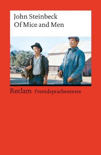 Buchseite und Rezensionen zu 'Of Mice and Men: (Fremdsprachentexte)' von John Steinbeck