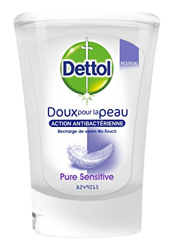 DETTOL No Touch Recharge Sensitive 250 ml