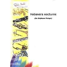 Partitions classique ROBERT MARTIN PELEGRI S. - HABANERA NOCTURNE Tuba