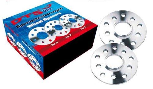 DTSline Spurverbreiterung Typ B 30mm pro Achse = 15mm Scheibe pro Rad Lochkreis: 4x108 Citroen C5 Typ: D*6FZ, *RHS, *RFN, *RLZ, *XFX, *RHY, *RHZ
