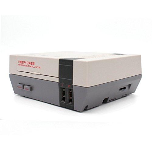 Zantec Caja NES para Raspberry Pi 3,2 y B + de Classic Retro Tools