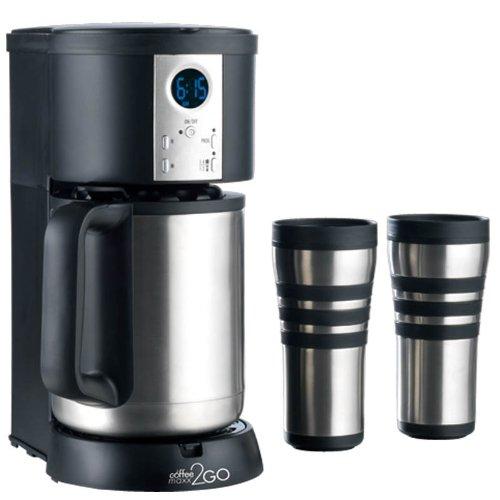 TV Das Original 01141 Coffeemaxx 2 Go Thermo Star Duo Kaffeemaschine