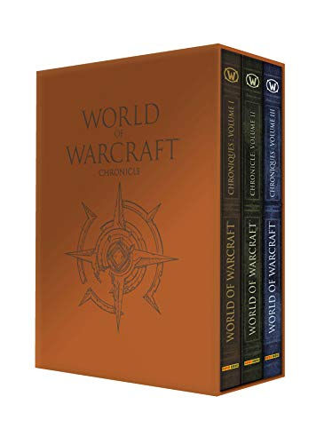 World of Warcraft - Chroniques - Coffret