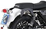 Hepco&Becker C-Bow Seitenträger - schwarz für Moto Guzzi V 7 Classic/Special