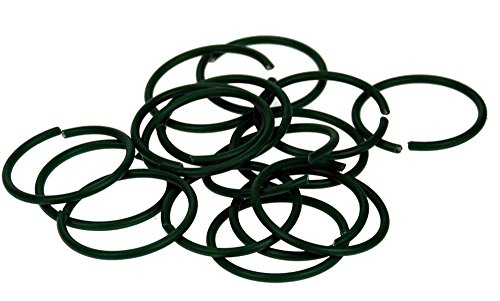 kingfisher-juego-de-anillos-de-plstico-para-entutorar-plantas-100-unidades