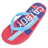 Red/Blue Flip-Flops for Boys Catboy PJMASKS