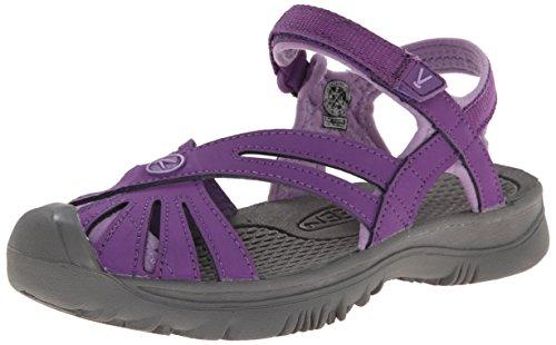 Keen Rose Sandal Children purple heart/gargoyle, Größen:30
