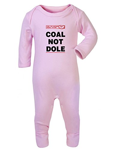 kohle-nicht-dole-baby-grow-pink-new-born