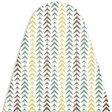 Encasa Homes Ironing Board Cover with Felt Pad (Fits for 122cm L X 38cm W - Ironing Board)