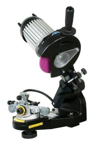 Oregon Profi Kettenschärfgerät hydraulisch mit Spannvorr. Kettenschleifgerät