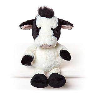 All Creatures Juguete Suave de Vaca Camilla The Cow, tamaño Mediano