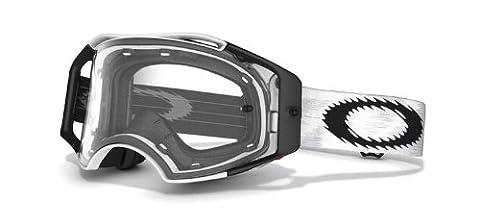 Oakley - Masque cross - AIRBRAKE MX MATTE WHITE SPEED