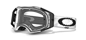 Oakley - Masque cross - AIRBRAKE MX MATTE WHITE SPEED