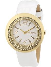 Morellato Reloj analogico para Mujer de Cuarzo con Correa en Piel R0151112504