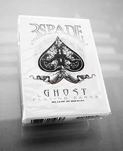 Bicycle Ghost Gaff Deck