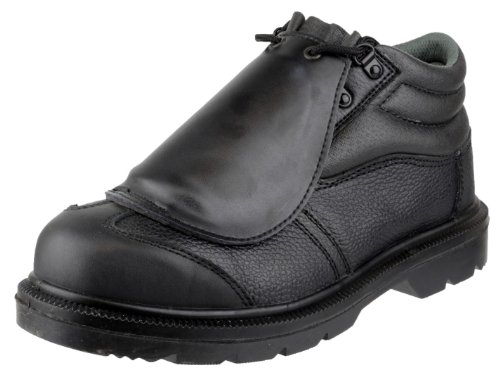 "Safety shoes with metatarsal protection ""M"" - Safety Shoes Today"