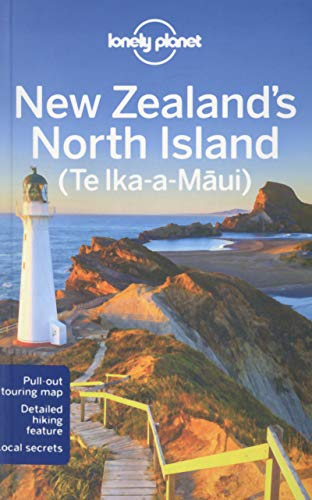 New Zealand's North Island (Lonely Planet Travel Guide)
