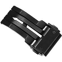 22mm 24mm en acier inoxydable Déploiement Fermoir Boucle pour Hublot Montres pour hommes Bracelet bande Big Bang Series