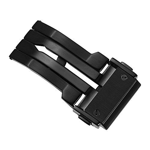 CHIMAERA 22mm 24mm Edelstahl Einsatzhaken Gürtelschnalle für Hublot Herrenuhren Band Strap Big Bang Serie
