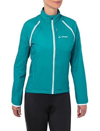 VAUDE Damen Jacke Women's Windoo Jacket, Reef, 40, 04386