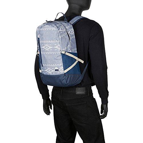 Burton Prospect Pack Famish Stripe Blau