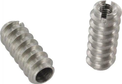Rampa-Muffe, M12 x 30mm, 10er Pack (Stahl-rampe)