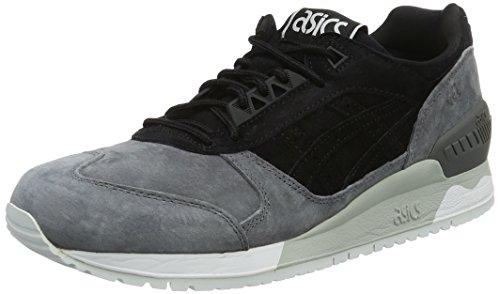 Asics Gel Respector, Baskets Basses Homme Noir (Black/Black)