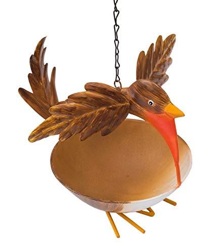 Fountasia Vogeltränke zum Aufhängen, Metall