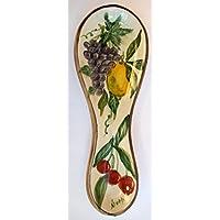 Poggiacucchiaio Linea Frutta mis